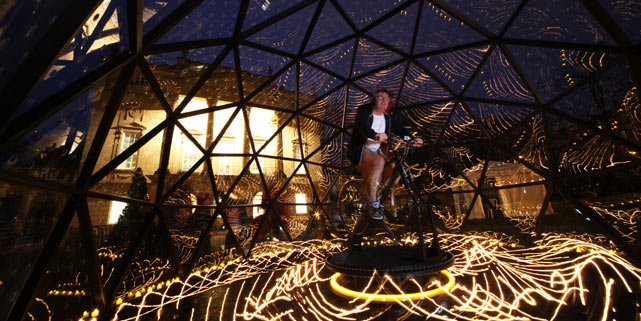 Bruce Munro Powering the 
